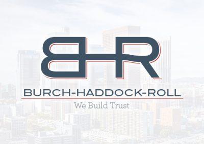 Burch Haddock Roll logo