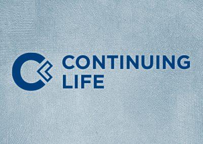Continuing Life logo