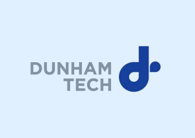 Dunham Tech logo