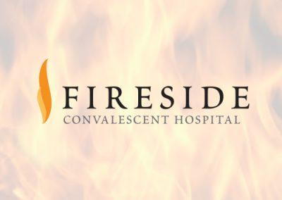 Fireside Convalescent Hospital logo