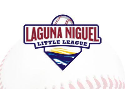 Laguna Niguel Little League logo