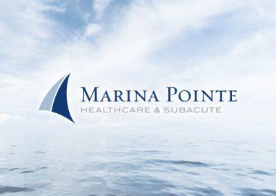 Marina Pointe Healthcare& SubAcute logo