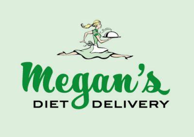 Megan's Diet Delivery logo