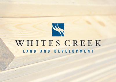 Whites Creek Land and Development logo